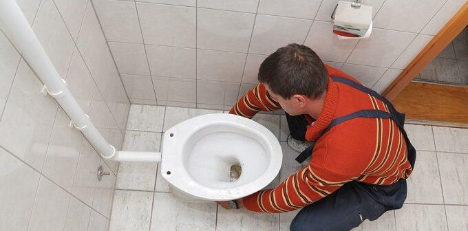 Montering af toilet - Fritstående & væghængt