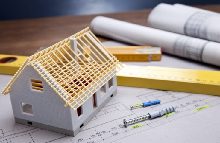 Guide til bygge og renovering